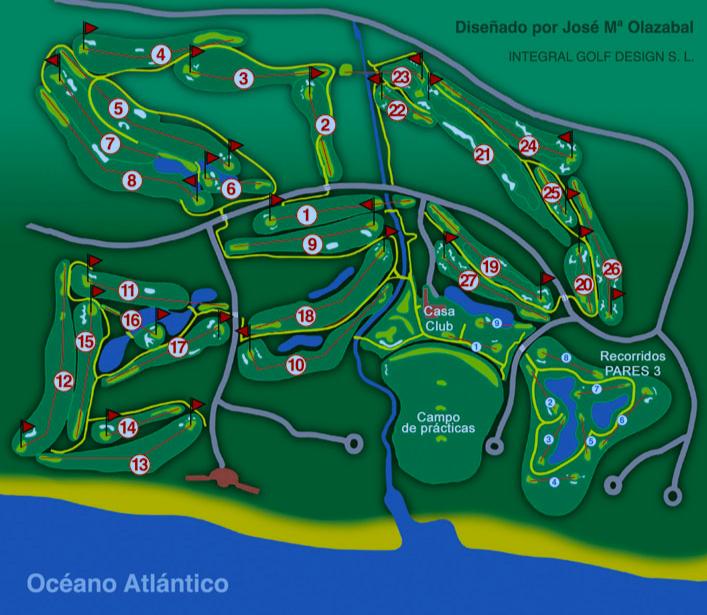 Costa Ballena Ocean Golf Club, Ctra  Chipiona-Pto  de Sta