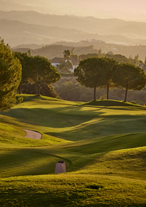 La Cala Golf View to the mountains