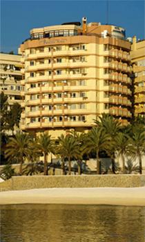 Hotel Apartments Princesa Playa Paseo Maritimo Marbella